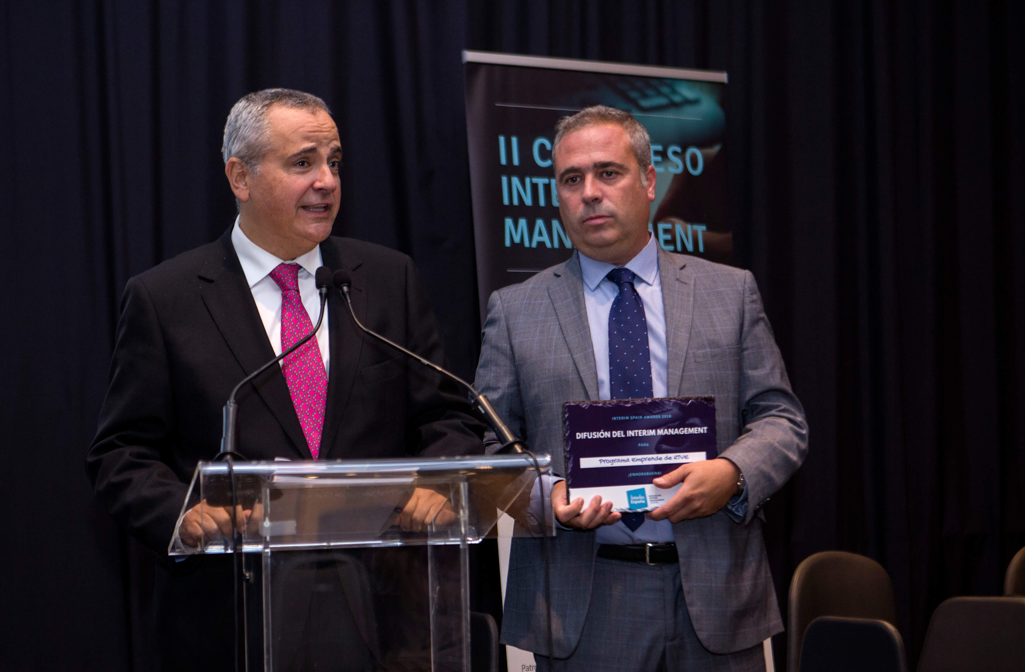 Premio al fomento del Interim Management